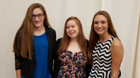 Antwerp Students Inducted into National Technical Honor Society at Vantage