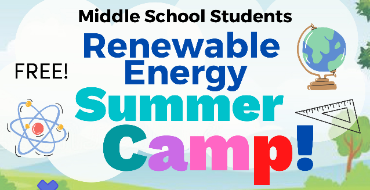 Free Summer Camp for Middle School Students