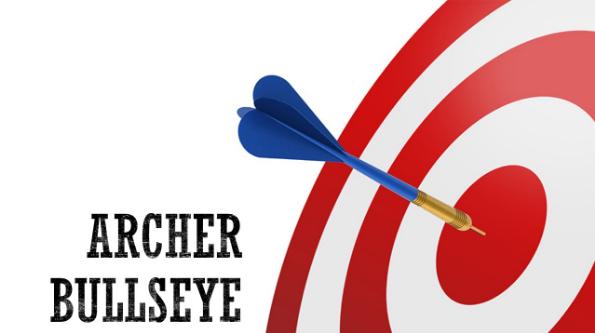 Archer Bullseyes 9/9/19