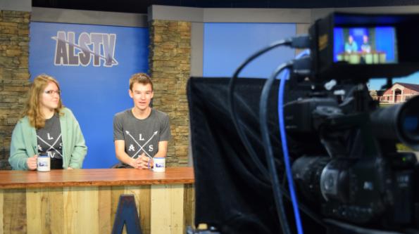 Send a broadcast birthday gram!