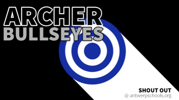 Archer Bullseyes 3/16/2020