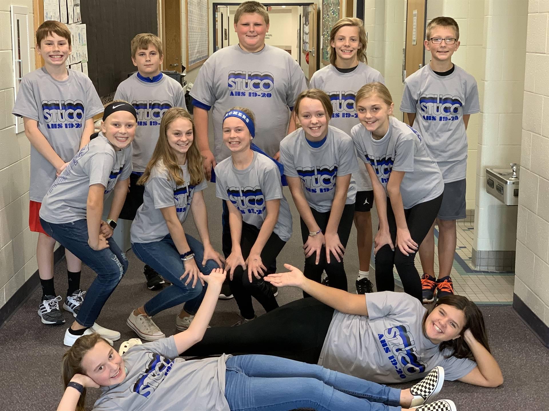 6th Grade Student Council