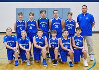 7th Grade Boys' Basketball