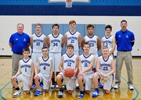 8th Grade Boys' Basketball