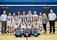JV Girls' Basketball