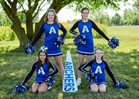 Junior High Cheerleading Squad