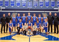 Varsity Boys' Basketball