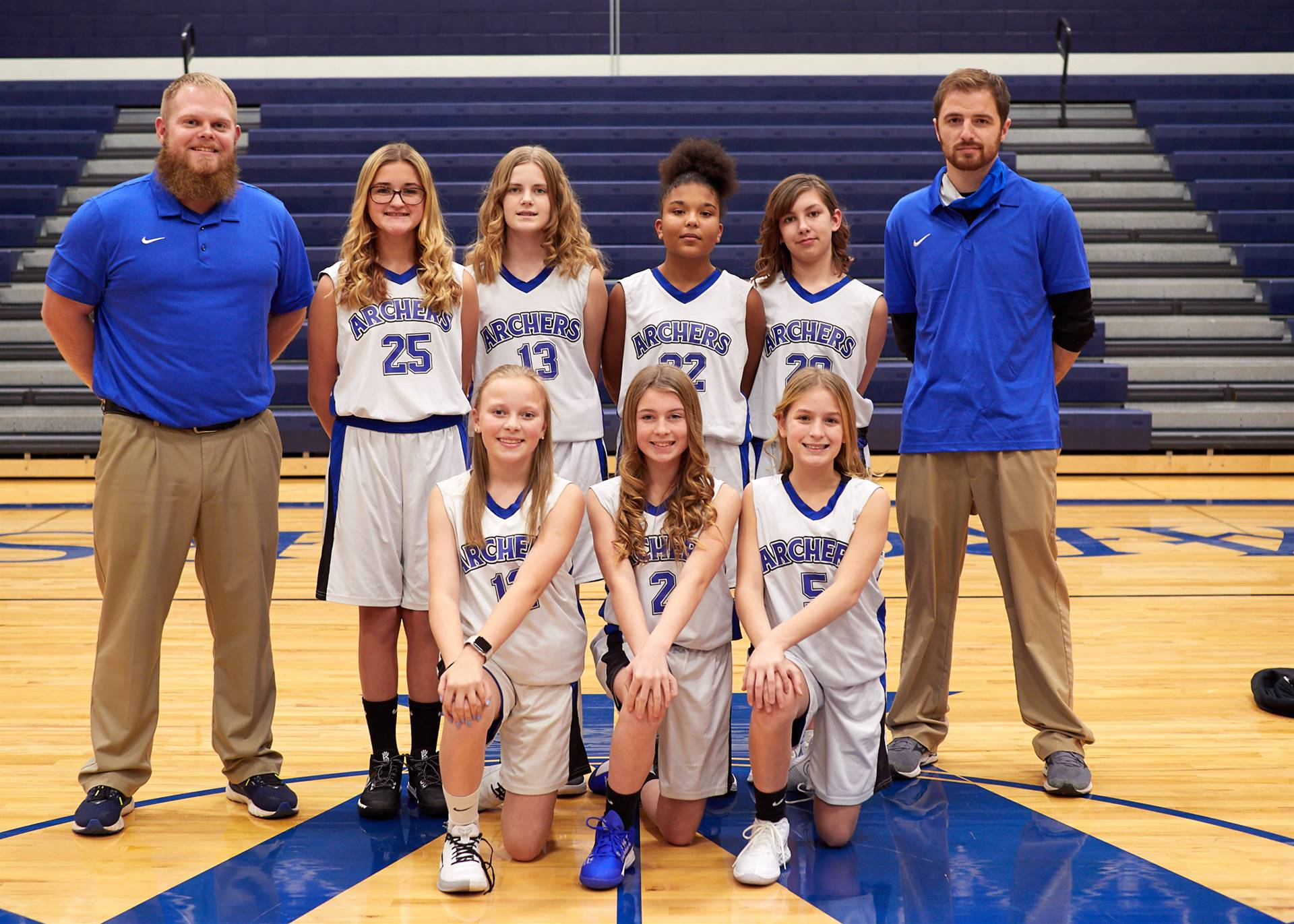 7th Grade Girls' Basketball